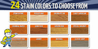 stain color chart hardwood floor refinishing staten island