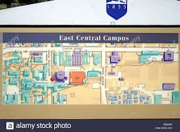 State College Pa Map by Map Of The East Campus Of Penn State University State College Pa