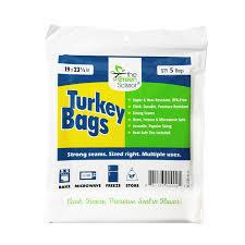turkey bags the green scissor turkey bags 5 pack the green scissor