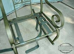 How To Repair Patio Chairs Diy Patio Chair Before After Chair Redo Diy Patio And Patios