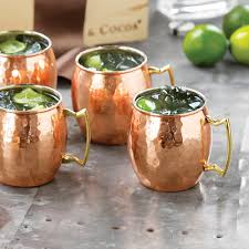 moscow mule mugs hammered copper moscow mule mugs all gifts olive cocoa
