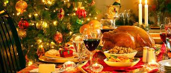Festive Dinner Party Menu - sleep and the holidays sleeptastic solutions