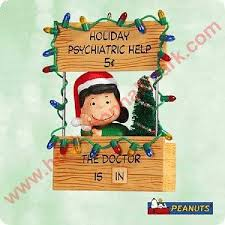2003 advice booth peanuts hallmark ornament