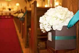 Wedding Pew Decorations Pew Decorations