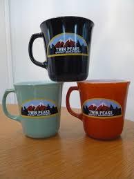 2012 twin peaks merchandise sheriff department u0026 double r mugs