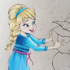 25 anna frozen drawing ideas frozen