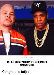 Fat Joe Meme - 1182017 news fat joe signs with jay z s roc nation management