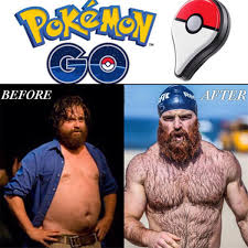 Hysterical Memes - these clever pokémon go fitness memes are almost too accurate