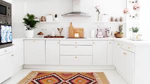 cuisine boheme chic plan de cuisine plan de travail granit plan cuisine dorothe