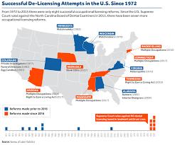 modernizing north carolina u0027s outdated occupational licensing