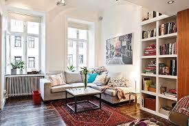 Smart Interior Design Ideas A Small Apartment With A Smart Interior Design That Fulfills All