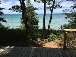 cozy lake huron a frame cottage october special 399 plus fees