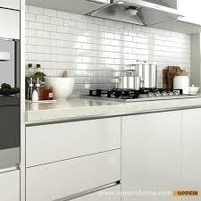 White Lacquer Kitchen Cabinets Modular Kitchen Designs Modular Kitchen Manufacturers Oppeinhome Com