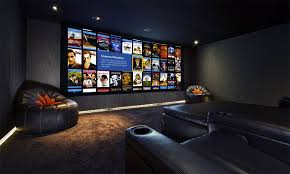 Home Cinema Design Uk Pulse Cinemas Upgrades Uk Showroom Home Theater With Crestron