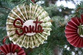 christmas paper medallion ornaments design dazzle