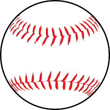 baseball black and white photos of baseball bat ball clip art