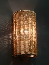 Wall Light Shades Fresh Amazing Wicker Lamp Shades 25635