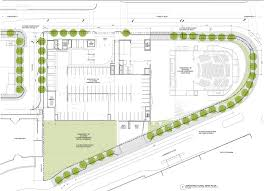 centene corporate auditorium parking garage design revisions