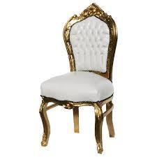 Esszimmertisch Set Stuhl Und Tisch Set Angebot Barockmöbel Esszimmer Tisch Weiß Gold