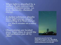 Is Light Energy Lesson 2 What Is Light Light Is A Form Of Energy That Is