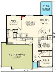 Split Ranch House Plans 150 000 Or Less Eplans Ranch House Plan U2013 Splendid Ranch For