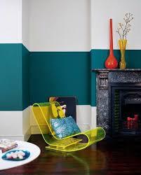 quel mur peindre en couleur chambre on met l accent sur la couleur de peinture pour salon archzine fr