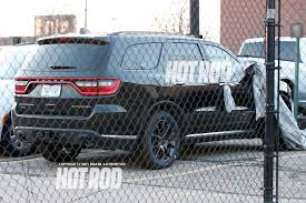 dodge crossover powerful 2018 dodge durango hellcat could be in the making
