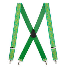 Irish Flag Gif Irish Suspenders Celtic Suspenders St Patrick U0027s Day Suspenders