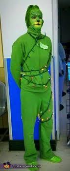 grinch costume grinch costume idea