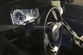 aston martin db11 interior 2017 aston martin db11 spied again looks cool even with