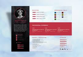 free resume template docx to pdf modern resume cv design template in psd ai eps indd cdr doc