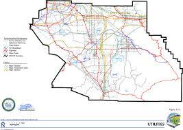Map Of Riverside Ca Multiple Species Habitat Conservation Plan Mshcp Volume 4