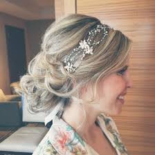 headbands for hair best 25 headband wedding hair ideas on wedding