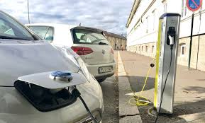 electric vehicles charging stations file electric vehicle charging station ladestasjon for elbil