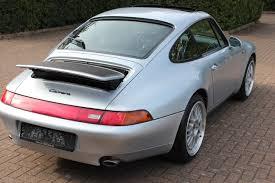 porsche japan 1995 porsche 911 993 carrera air cooled and hand build future