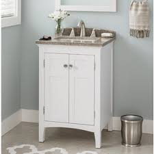 Allen And Roth Bathroom Vanities Allen Roth Brisette Undermount Single Sink Poplar Bathroom