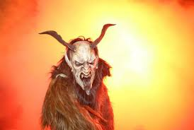 Horn And Hoof Flag 9 Facts About Krampus St Nick U0027s Demonic Companion Mental Floss