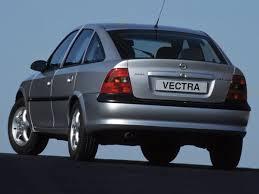 opel vectra b vectra b cc 2 5i v6 170 hp automatic