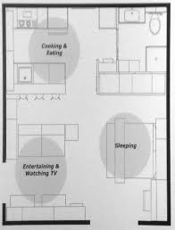 How Big Is 550 Square Feet Ikea Small Space Floor Plans 240 380 590 Sq Ft U2014 My Money Blog