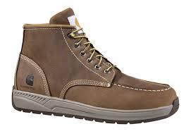 Light Work Boots Men U0027s 4 Inch Lightweight Wedge Boot The Brown Duck