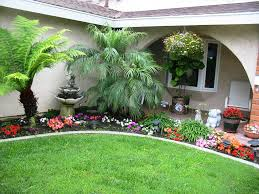 Front House Landscaping by Wonderful Ideas For Front Yard Landscaping Without Grass Photo