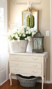Entryway Table Decor Awesome Rustic Foyer Table U2013 My Blog