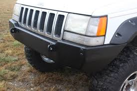 1998 jeep grand bumper rock 4x4 8482 patriot series front bumper for jeep grand