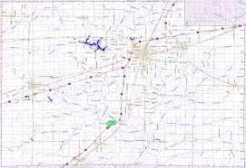 County Map Of Illinois Landmarkhunter Com Effingham County Illinois