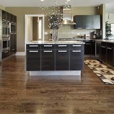 Kitchen Floor Designs by George Logan Properties Wood Flooring
