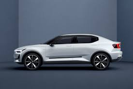 new volvo semi volvo previews new 40 series models with double concept car unveil