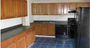 kitchen tile paint ideas paint colors to complement blue tile flooring apartment therapy