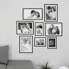 photo frame on walls crowdbuild for how to design a photo frame wall photo frames pictures design