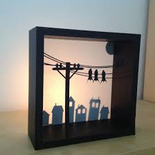 maybe an easy diy shadow box looks like the sun is