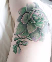botanical tattoos flower tattoos and plant tattoos